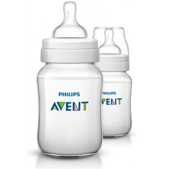 Philips Avent Classic Feeding Bottle Twin Pack 9oz Price Philippines