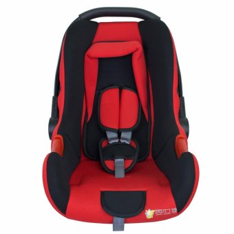 PhoenixHub Just For Baby PREMIUM Baby Car Seat Basket Carrier - 4