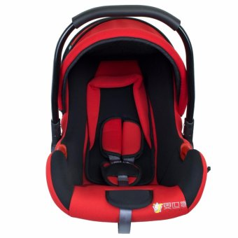 PhoenixHub Just For Baby PREMIUM Baby Car Seat Basket Carrier - 3