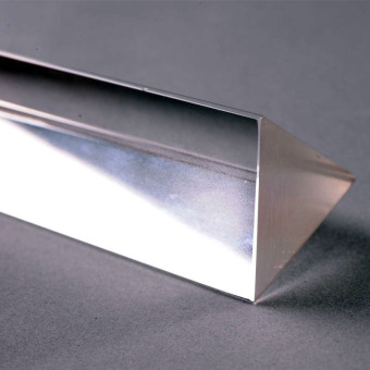 Physics Teaching Precision 4 Inch Optical Glass Prism Price Philippines