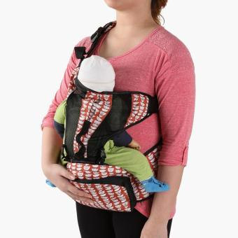 Picolo Hip Seat Carrier (Red)