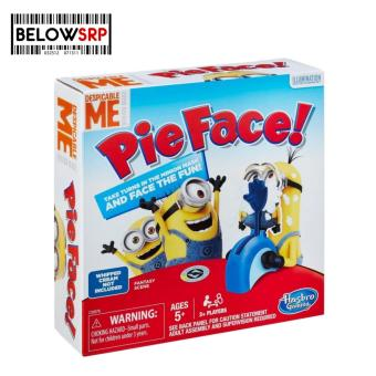 Pie Face Party Game/Toy (Minion) - 2