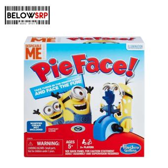 Pie Face Party Game/Toy (Minion)