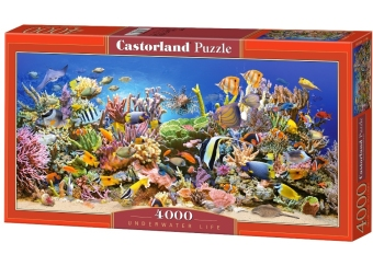 Piece Sea World decorative painting puzzle