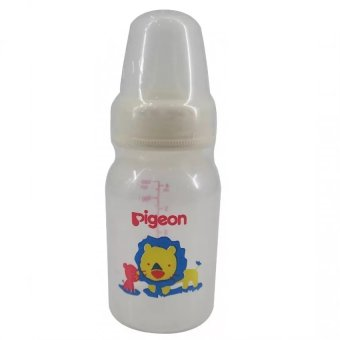 Pigeon Lion Feeding Bottle 120ml