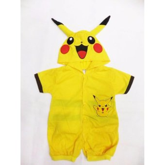 Pikachu Baby Costume Romper 6-12 months  sc 1 st  Check Price and Goods & Price List New Carters Costume Giraffe 6 9 Mos Check Price - Check ...