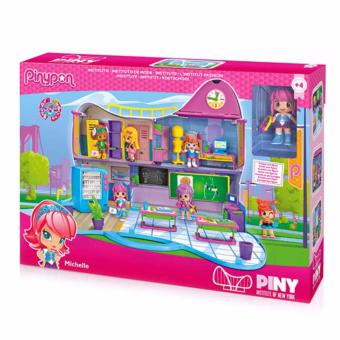 Pinypon Piny Institute With Figure Michelle