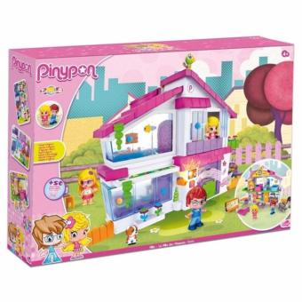 Pinypon Villa With 2 Figures Included