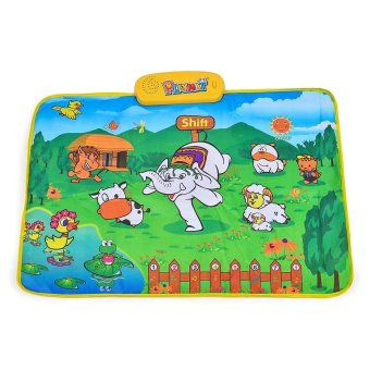 Playmat Farm Music (Multicolor) Price Philippines