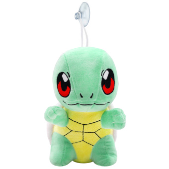 POKEMON Anime Squirtle Plush Hangable Car Stuff Toy Display