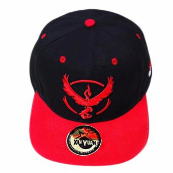 Pokemon Valor Hip Hop Hat Cap (Black)