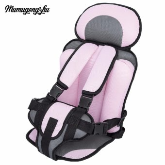 Portable Baby Safety Car Seat Kids Chairs In Car - intl