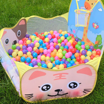 ... Portable Ocean Ball Pit Pool Outdoor Indoor Kids Pet Game PlayChildren Toy Tent - intl - & Where To Buy Portable Ocean Ball Pit Pool Outdoor Indoor Kids Pet ...