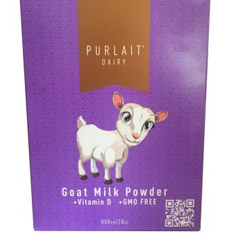 PurLait Dairy Fortified Goat Milk Powder Toddler Milk 800gm Price Philippines