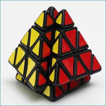 Pyramid Rubiks Cube Volcanoland Magic Cube Intl Impormasyon Sa