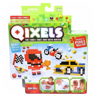 Qixels Season 3 Theme Pack - Racing