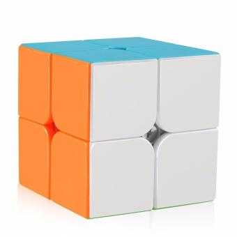 QiYi QiDi S 2x2 Speed Magic Rubik's Cube Puzzle QY162 Stickerless