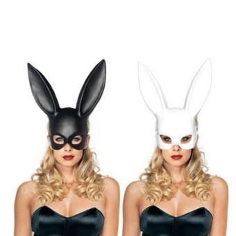 Rabbit Ear Mask Costume Cute Fashion for Halloween Party - 2