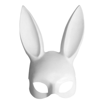 Rabbit Ear Mask Costume Cute Fashion for Halloween Party