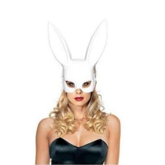Rabbit Ear Mask Costume Cute Fashion for Halloween Party - 3