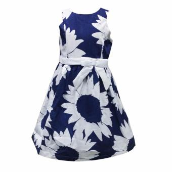 Rare Collection Roxy Floral Kids Dress