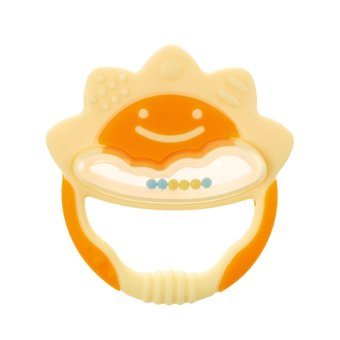 Richell for Babies Teether (Yellow)