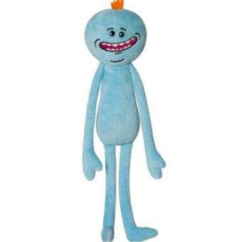 Rick and Morty Sad Stuffed Doll Meeseeks Plush Toys For Kids Boys Girls Gifts - intl