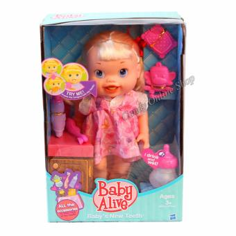 Rising Star Baby Alive Baby's New Drink And Brush Teeth