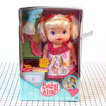 Rising Star Baby Alive Beautiful New Baby Hair Style