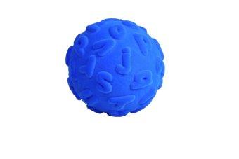 Rubbabu Alphalearn Ball Lower Case (Blau)