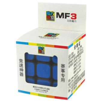 Rubik Cube MoYu Magic Cube MF3 3x3x3 Rubik's Cube Brain TeasersSpeed Magic Cube Puzzles MF8803 Black Body