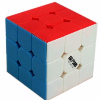 Rubik's QiYi The New Thunderclap V2 3x3x3 Cube MoFangGe CubeStickerless QY 120