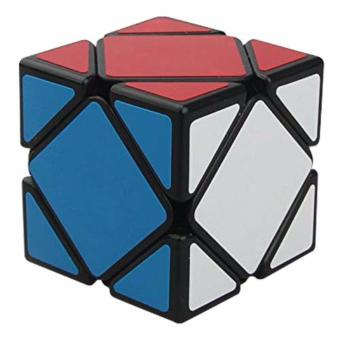 Rubik's YongJun Guanlong Skewb Magic Puzzle Speed Cube YJ8328 BlackBody