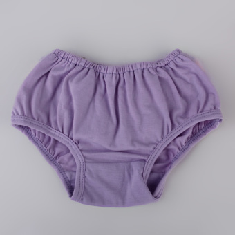 Ruffle Underwear Bloomers Diaper Cover for Baby Girl - picture 2