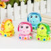 S & F Cute Chain Small Octopus Clockwork Toys Infant Rotation Cartoon Toy (Intl) - picture 2