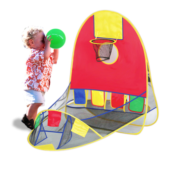 S & F Kids Educational Puzzle Game House Multi-function Shot Play Tent Kids Toy - Intl - picture 2