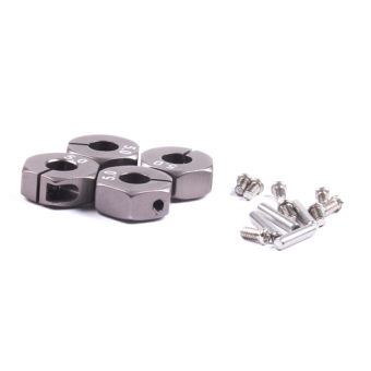 S & F Stainless Steel Wheel Hex Hubs (Intl) - picture 2