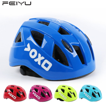 Safety children's balance car skating bike helmet