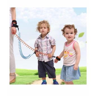 Safety Harness Child Anti Lost Strap (Orange)