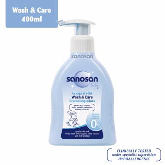 Sanosan Baby Wash & Care 200ml