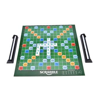 Scrabble Original Board Game Funny Family - intl