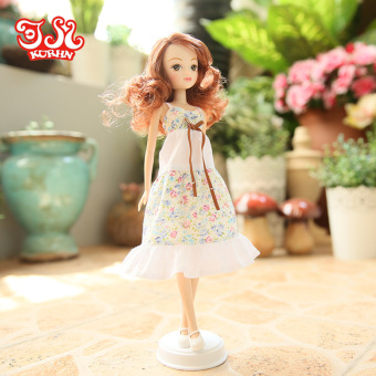 Shishang life style girl's doll can be child doll