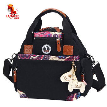 Shishang multi-functional large capacity backpack mommy bag