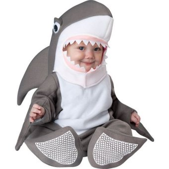 Silly Shark Costume