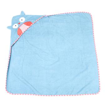 Skip Hop Bath Towel (Blue)