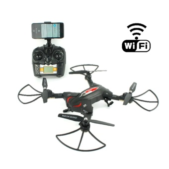SKYTECH TK110HW FOLDING WIFI FPV DRONE WITH 720P CAMERA RECORDER