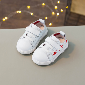Soft bottom infants shoes children's shoes
