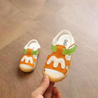 Soft bottom summer non-slip baby toddler shoes children's sandals