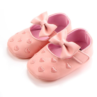 Soft leather Spring and Autumn New style embroidered toddler shoes Baby Shoes
