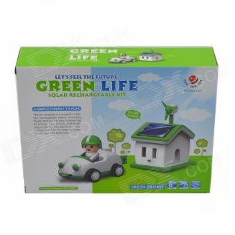 Solar Car Green Life Price Philippines